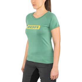 ION Logo T-shirt Femme, sea green